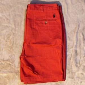 POLO by RL Shorts Salmon size 36